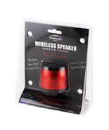 BLUETOOTH Speaker  Red hands-free wireless - $29.95