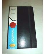 MARKINGS CR GIBSON BONDED LEATHER BLACK RULED S... - $12.99