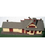 5 N Scale Buildings Pola, Bachmann For Model Tr... - $26.99