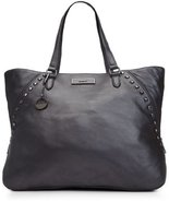 Dkny Gansevoort W/gunmetal Leather Handbag [App... - $350.46