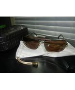 BOTTEGA VENETA BV50/S RCW Dark Brown Metal Fram... - $191.99