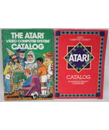 The Atari Video Game Computer System Catalogs L... - $9.95