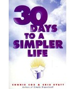 30 Days to a Simpler Life by Connie Cox, Cris Evatt ...