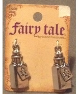 Set of 2 Fairy Tale Fantasy Drink Me Charms Sto... - $7.99