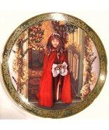 Sandra Kuck Plate Wrapped With Love Reco Bradfo... - $85.00