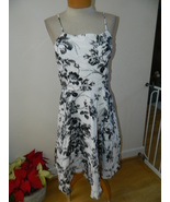 White House Black Market size 8 Sundress Cotton... - $19.99