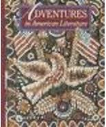 Adventures in American Literature by Hodgins 1996 - $11.00