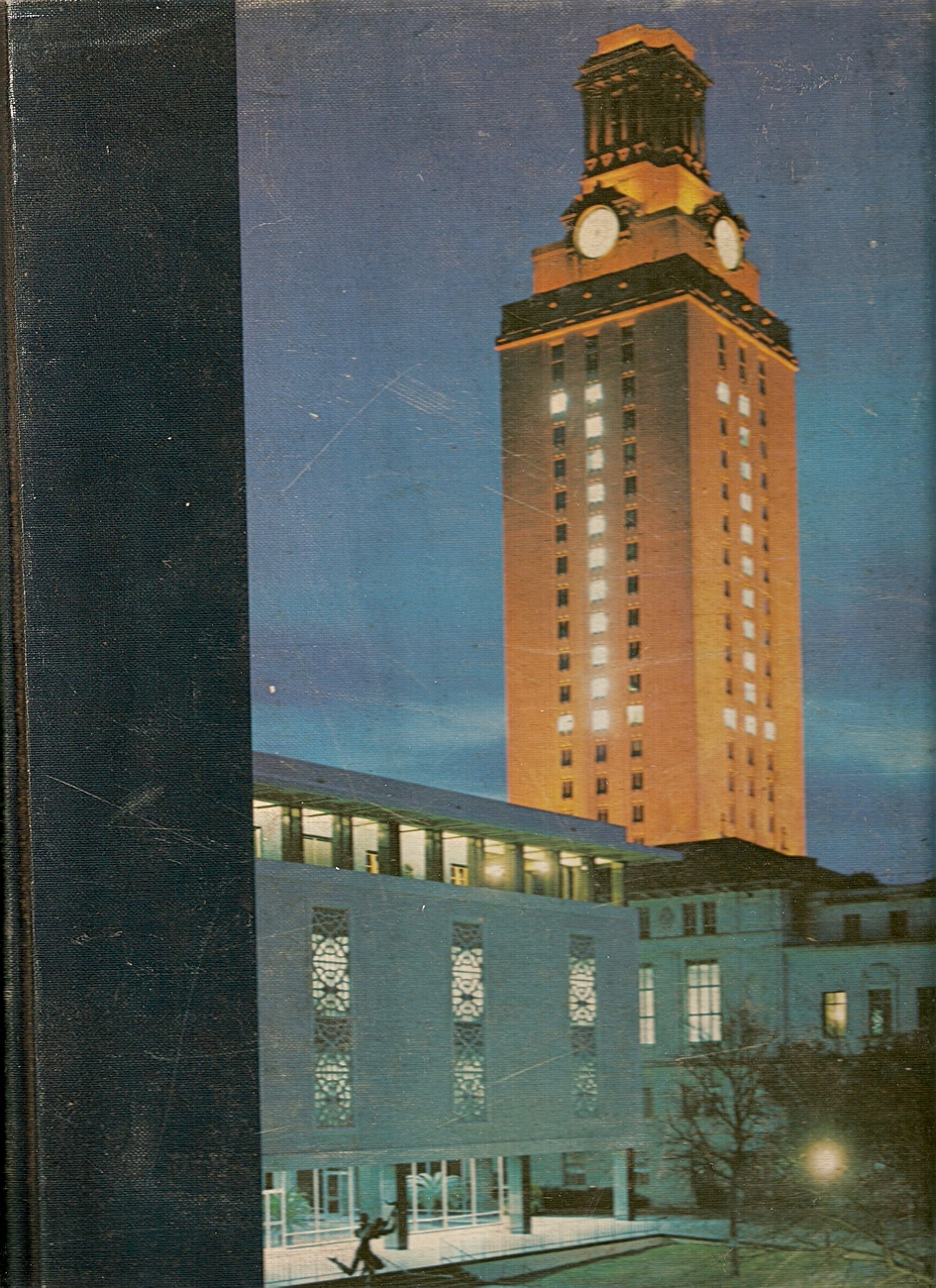 1964 University of Texas Cactus National Champion Year Book