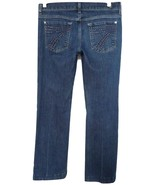 7 For All Mankind Sz 30 Dojo Jeans Rhinestone 3... - $27.00