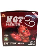Hot 69 Premium Triple Maximum Male Enhancement ... - $118.99