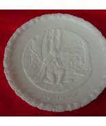 Fenton Bicentennial Plate IN GOD WE TRUST Colon... - $10.00