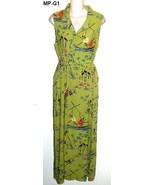Melrose Studio Size Medium Ankle Length Lime Gr... - $20.99