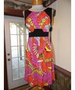 XOXO Floral Sleeveless Dress size Medium Work C... - $19.99