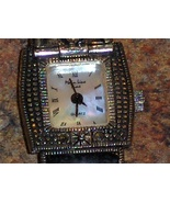 Main Line Sterling Silver Marcasite Watch - $89.97