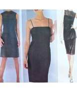 VOGUE DESIGNER Sew Ptrn 2215~Donna KARAN~Chic D... - $16.78