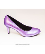 Glitter | Lavender Purple Pumps Dress High Heel... - $99.99