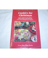 Cookies for Christmas [Mass Market Paperback] T... - $3.50