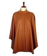 Brown Poncho Cape,made of  Babyalpaca wool - €273,94 EUR