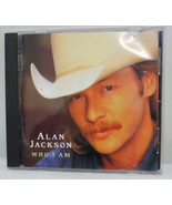 CD Who I Am Alan Jackson - $4.50