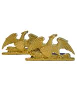 VA Metalcrafters Vintage Eagle Bookends - $95.00
