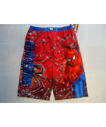Spiderman Swimming Trunks in Large for Youth - $14.99