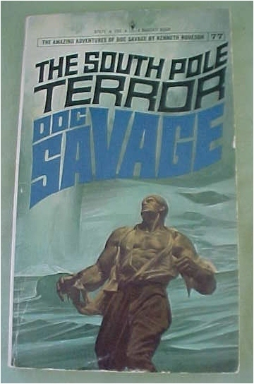 Doc Savage #77 The South Pole Terror