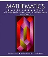 Mathematics with Applications for the Managemen... - $5.00