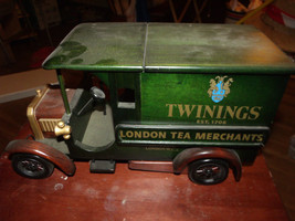 TWININGS LONDON RARE BRITISH LORRY DELIVERY TRU... - $256.78