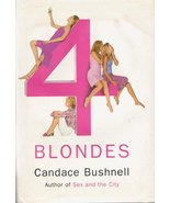 Four Blondes Candace Bushnell  - $8.67