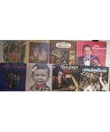 27 Misc Mixed Lot Records Albums Vinyl Jackson ... - $50.00