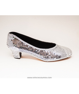 Sequin | Sparkly Sterling Silver 2 Inch French ... - $99.99