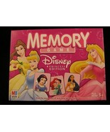 Disney Milton Bradley Memory Game Princess Edit... - $20.00