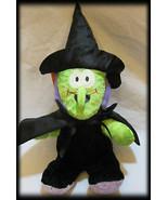 Halloween Witch Stuffed Animal Plush Plushie To... - $12.00