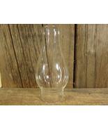 Kerosene Lamp Shade Chimney Clear Glass 7.5