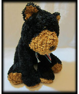 DanDee Collector's Choice Black Bear Stuffed An... - $18.00