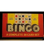 E.E. Fairchild All*Fair Retro Vintage Bingo Gam... - $20.00