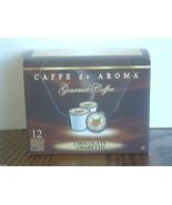 Chocolate Amaretto 12 Single Serve Cups K-Cup B... - $8.99