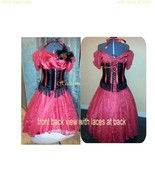 Plus size gown dress Victorian 6 pc Masquerade ... - $150.00