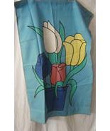 House Garden Decorative Flag Spring Summer Flor... - $18.00