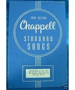 1948 Chappell & Company Standard 48 Page Song B... - $12.00