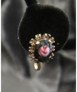 Vintage Costume Jewelry Screw Back Earrings Gol... - $15.00