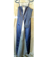 Michaelangelo Blue Bridesmaid Formal Prom Gown ... - $30.00