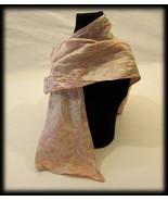 Pink Dusty Rose Floral Retro Vintage Women's La... - $15.00