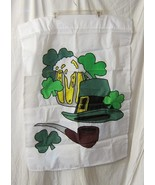 House Garden Decorative Flag St. Patrick's Day ... - $18.00