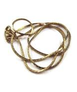 Modern Fashion Jewelry Necklace Gold Tone Chain... - $20.00