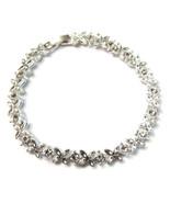 Modern Fashion Jewelry Butterfly Bracelet White... - $20.00