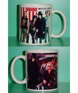 Motley Crue 2 Photo Designer Collectible Mug 01 - $14.95
