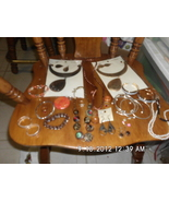 24 Piece Jewelry Mixed Lot New Some Handmade - $19.99