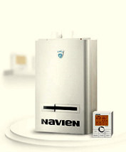 Navien Combi Condensing Gas Water Heater / Boiler CH-240-NG added to