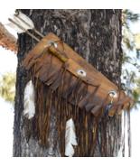 Teton Sioux Style Quiver and Dagger Artifact  - $225.07